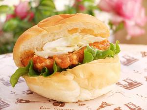 チキン南蛮バーガー